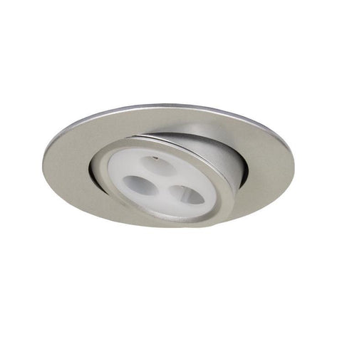 Jesco Lighting PK757LED4050S Adjustable 3-Light LED Slim Disk