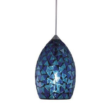 Jesco Lighting QAP232-BU/SN QAP232-MOZ Quick Adapt-Low Voltage Pendant