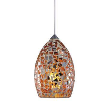 Jesco Lighting QAP232-OR/SN QAP232-MOZ Quick Adapt-Low Voltage Pendant
