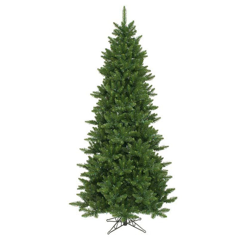 "Vickerman A860885 9.5' x 54"" Camdon Fir Slim Tree 2350Tips - Peazz.com"