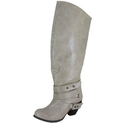 Priority-32 Strappy Knee High Boot - Peazz.com