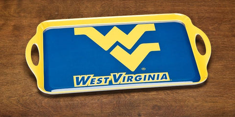 West Virginia Mountaineers Melamine Serving Tray - Peazz.com