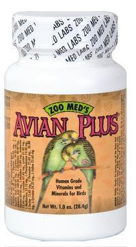 2 Quantity of Avian Plus Bird Vitamins 1oz