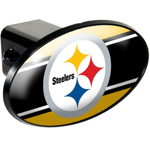 Pittsburgh Steelers Trailer Hitch Cover - Peazz.com