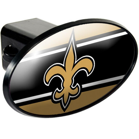 New Orleans Saints Trailer Hitch Cover - Peazz.com