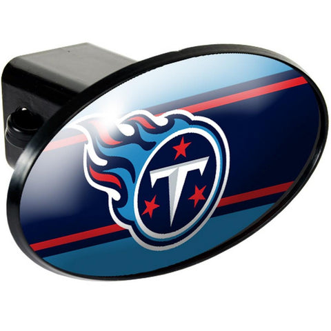Tennessee Titans Trailer Hitch Cover - Peazz.com