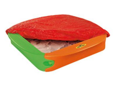Big Big Sand Box plus Cover - Peazz.com