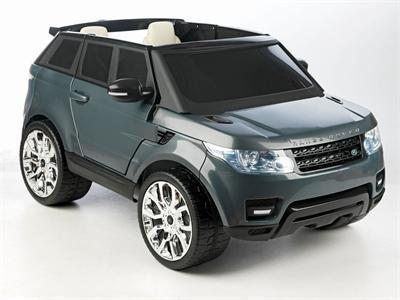 Feber Feb-800008662 Range Rover 12v Gray - Peazz.com