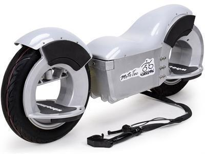 Wheelman MT-EWM_Silver Wheelman V2 Electric Silver - Peazz.com