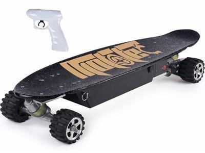 MotoTec MT-SKT-600 600w Street Electric Skateboard - Peazz.com