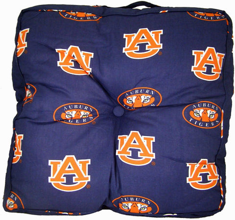 Auburn Floor Pillow - AUBFP by College Covers - Peazz.com