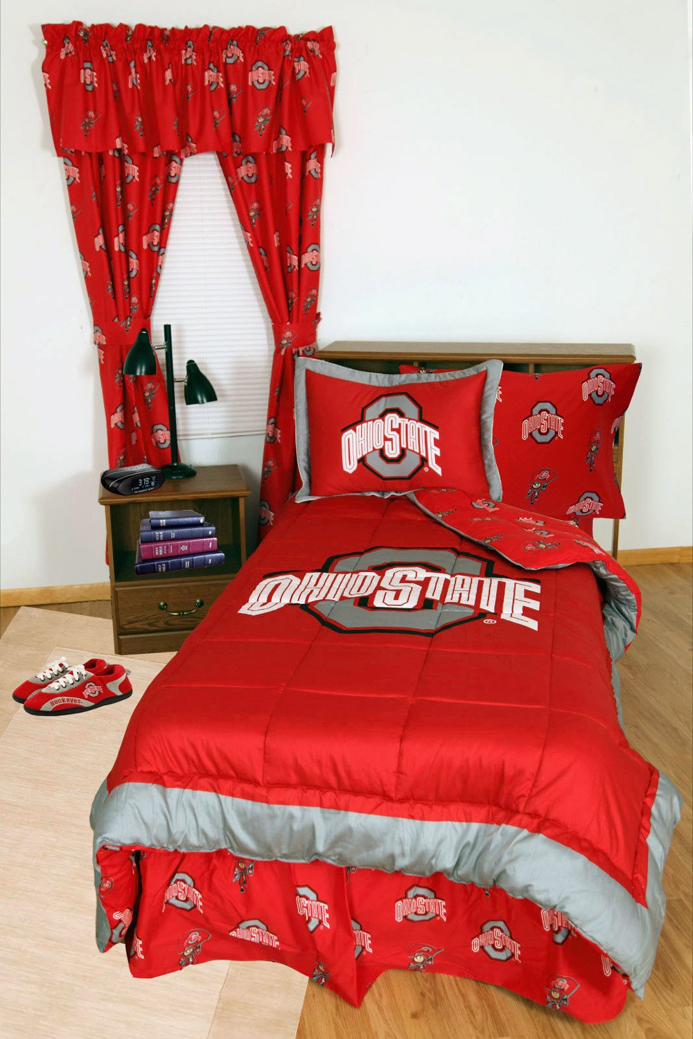 College | Sheet | Queen | Cover | State | Color | Ohio | Team | Bed | Bag
