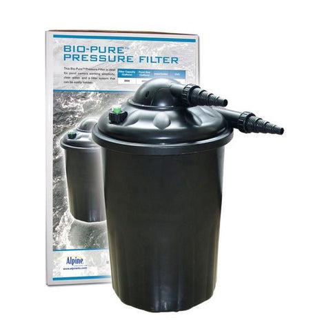 Alpine PLF3000U UV-C Filter 3000 Gallon - Peazz.com