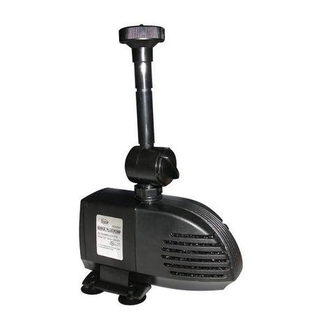 Alpine SEN290F Surge Pump 290 GPH with Fountain Heads / 33 Ft. Cord - Peazz.com