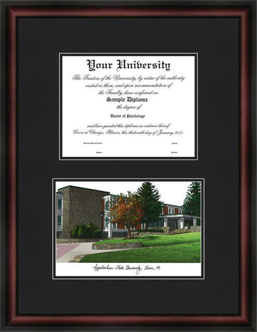 Arizona State University Spirit Graduate Frame with Campus Image - Peazz.com