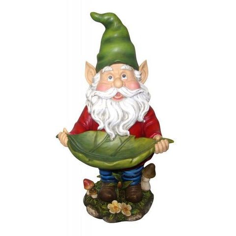 Alpine WAC208 Gnome Bird Feeder - Peazz.com