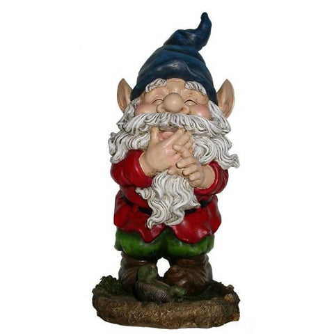 Alpine WAC254 Smiling Gnome - Peazz.com
