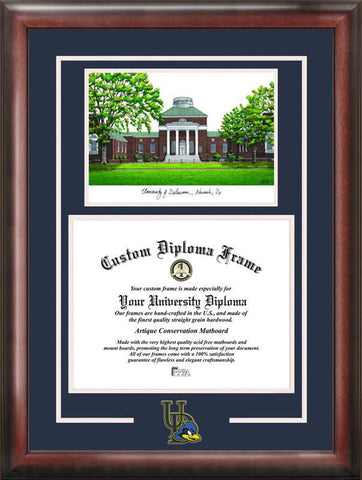 University of Deleware Spirit Graduate Frame - Peazz.com