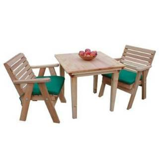 Set Classic Dining Set Cedar Photo