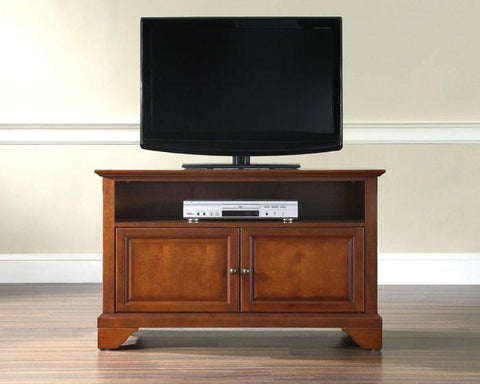 "Bayden Hill KF10003BCH LaFayette 42"" TV Stand in Classic Cherry Finish - Peazz.com"