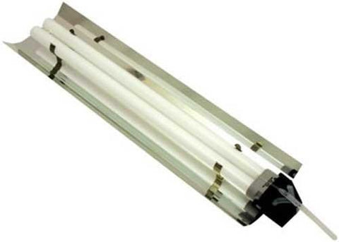 Current USA SunPaq Compact Fluorescent Retrofit, 1X40 Watt, 20 inch (CU01612) - Peazz.com