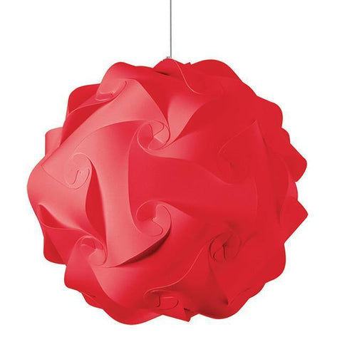 Dainolite DBL-L-795 3 Light Globus Large JTone Red - Peazz.com