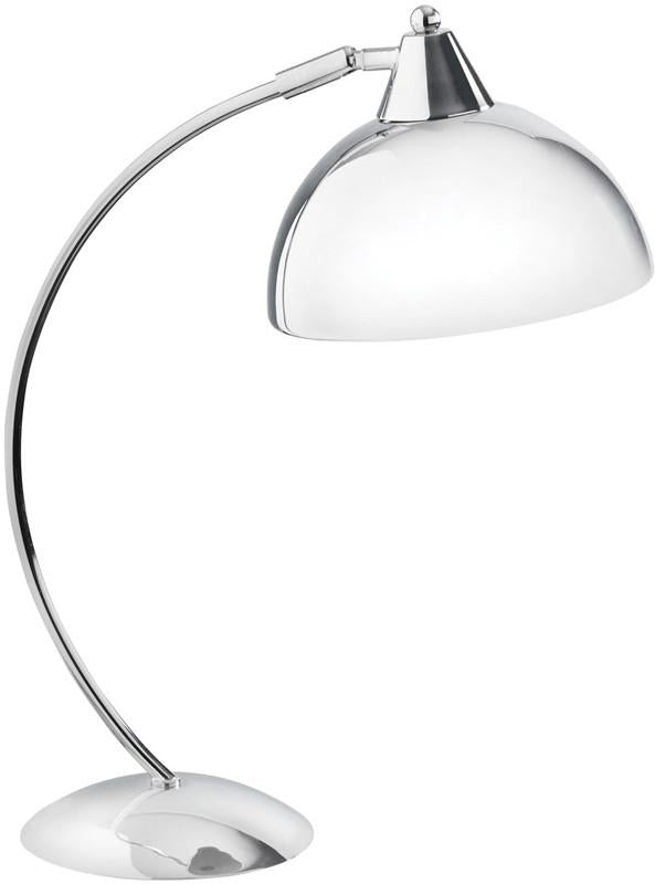 Dainolite | Polish | Chrome | Shade | Metal | Desk | Lamp