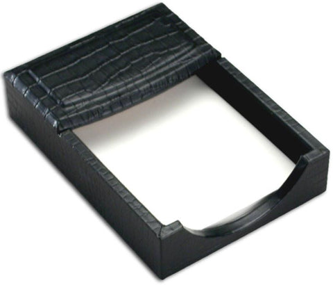 Crocodile Embossed 4x6 Memo Holder A2209 by Decasso - Peazz.com