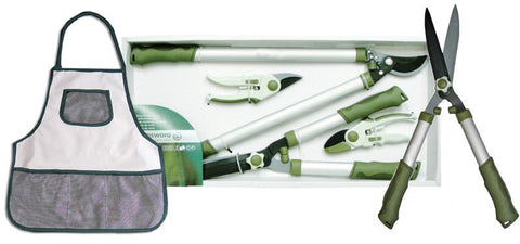 Deeco Consumer Products DM-GT-004 4 Piece Cutting Combo Pack Garden Tools - Peazz.com