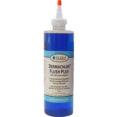 Dermachlor Flush Plus, 16 oz. - Peazz.com