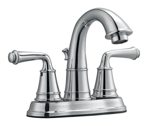 "Design House 524512 Eden 4"" Lavatory Faucet Polished Chrome - Peazz.com"