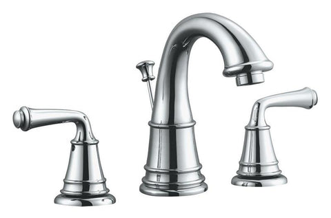 Design House 524553 Eden Wide Lavatory Faucet Polished Chrome - Peazz.com