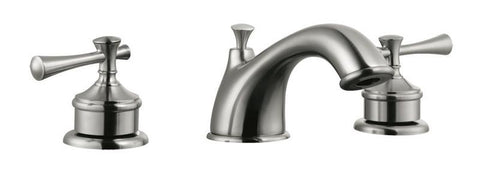 Design House 524587 Ironwood Wide  Faucet Satin Nickel - Peazz.com