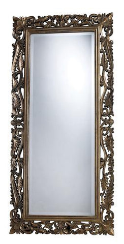 Dimond DM1930 Tripoli Mirror In Allen Gold - Peazz.com