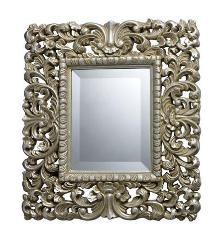 Dimond DM1931 Bryan Mirror In Montgomery Silver - Peazz.com