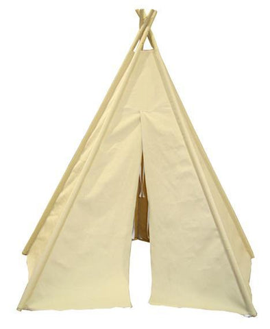 Dexton DX-3006 6' Hideaway Five Panel Teepee - Peazz.com