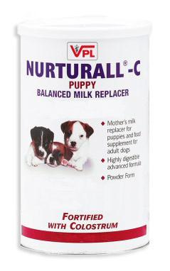 Nurturall-C For Puppies Powder, 28 oz - Peazz.com