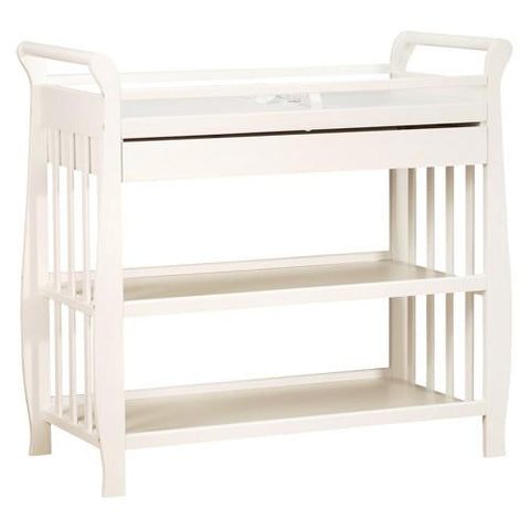 AFG Athena Nadia Changing Table in White 3353W - Peazz.com