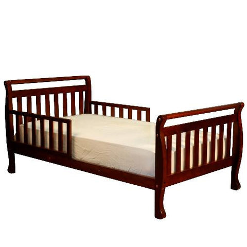 AFG Athena Anna Toddler Bed in Cherry 7008C - Peazz.com