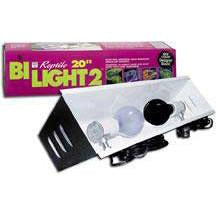 "20"" Bi - light Ii Inc Strip Reflector  (2 Bulbs) - Peazz.com"