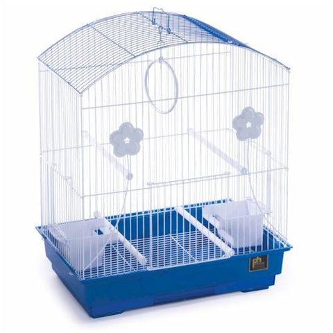 House Style Roof Parakeet Cage - Peazz.com