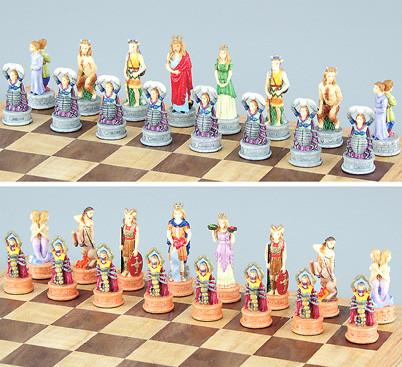 Fame 9130 Zodiac Chess Pieces - Peazz.com