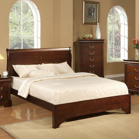 Alpine 2200Q Queen Bed - Peazz.com