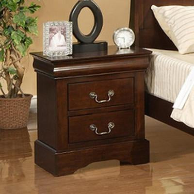 Alpine 2202 Nightstand - Peazz.com