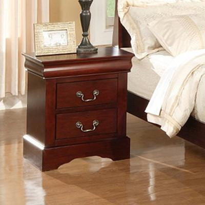 Alpine 2702 Nightstand - Peazz.com