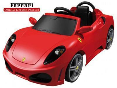 Ferrari F430 6v Car - Peazz.com