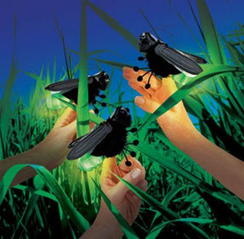Folkmanis Mini Firefly Finger Puppet - 2728 - Peazz.com