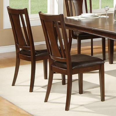 Alpine 2x637-23S Side Chair Set Of 2 - Peazz.com