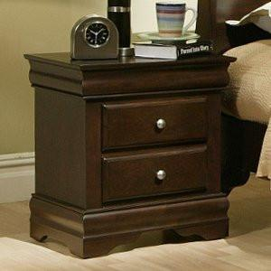 Alpine 3202 Nightstand - Peazz.com