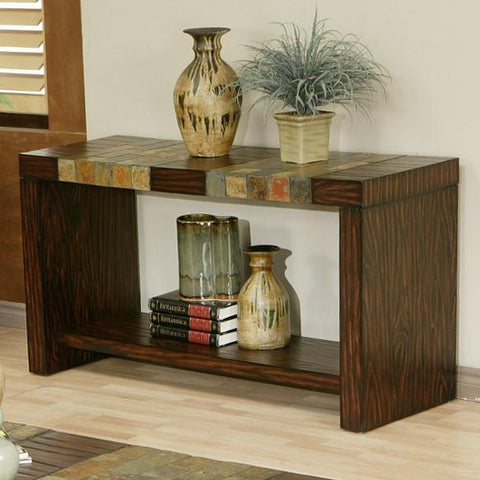 Alpine 461-3 Sofa Table - Peazz.com